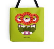 The Monsterrataz: Brother Florus J. Monster Tote Bag