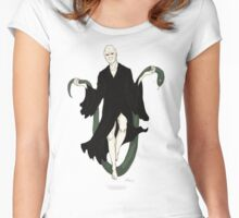 Happy Voldemort Women's Fitted Scoop T-Shirt