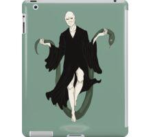 Happy Voldemort iPad Case/Skin
