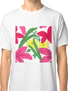 Floral Chorus Classic T-Shirt
