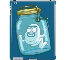 large bottle - RICK MORTY iPad Case/Skin