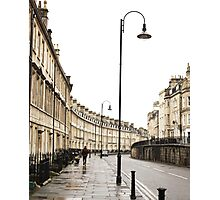 The Paragon, Bath Photographic Print