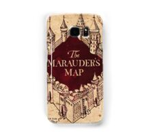 The marauder's map! Samsung Galaxy Case/Skin