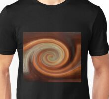 Twirly Copper Unisex T-Shirt
