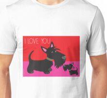 I Love You – Scottie Unisex T-Shirt