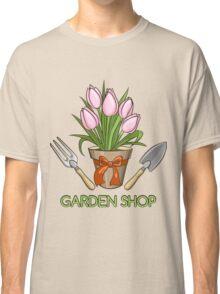 Garden Shop Emblem Classic T-Shirt