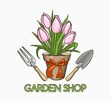 Garden Shop Emblem Unisex T-Shirt
