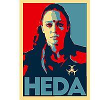 Heda Photographic Print