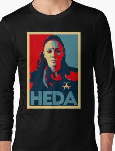 Heda Long Sleeve T-Shirt
