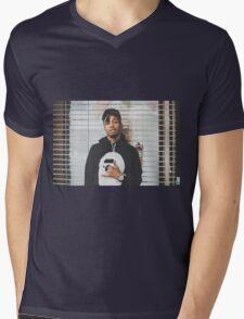 Metro Boomin Mens V-Neck T-Shirt