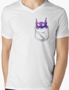 Pocket Sableye Mens V-Neck T-Shirt