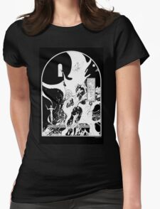 Graphics 006 Womens Fitted T-Shirt