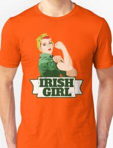 Irish Girl Unisex T-Shirt