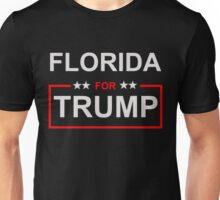 Florida for Trump Unisex T-Shirt