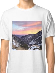 Fantastic Mountains Classic T-Shirt