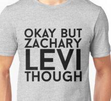 Zachary Levi Unisex T-Shirt