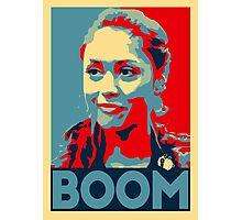 Boom Raven Photographic Print