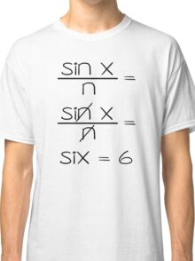 Sin x Classic T-Shirt