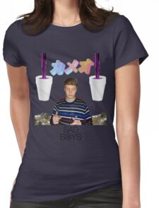 Yung Lean Womens Fitted T-Shirt