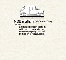 MINI-malism (minimalism) - Classic edition Zipped Hoodie