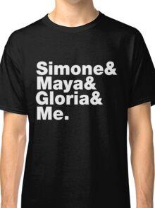 Feminist Greats List Classic T-Shirt