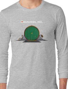 Halflings, Inc. Long Sleeve T-Shirt