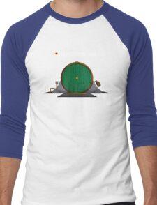 Halflings, Inc. Men's Baseball ¾ T-Shirt
