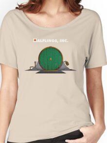 Halflings, Inc. Women's Relaxed Fit T-Shirt