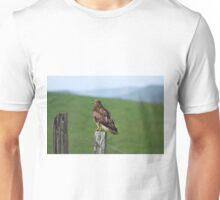 Immature Cooper's Hawk Unisex T-Shirt