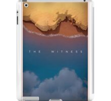 The Witness  iPad Case/Skin