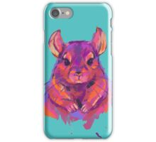 Chin Colorful iPhone Case/Skin