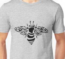 Bee stencil Unisex T-Shirt