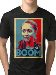 Boom Raven Tri-blend T-Shirt