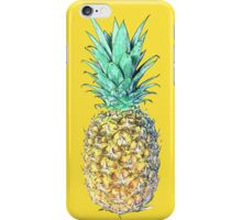 New pineapple 2016 iPhone Case/Skin