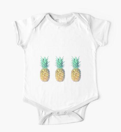New pineapple 2016 One Piece - Short Sleeve