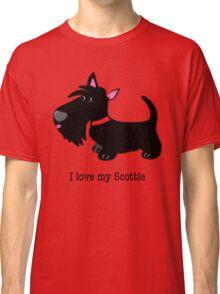 I love my Scottie Classic T-Shirt