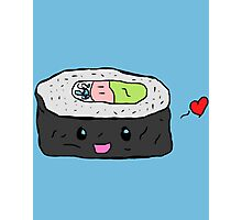 Cute Sushi Photographic Print