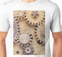 Macro Steampunk watch parts #2 Unisex T-Shirt
