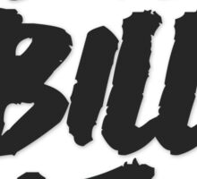 Black Bill Gates Sticker