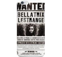 Bellatrix! iPhone Case/Skin