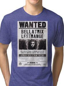 Bellatrix! Tri-blend T-Shirt