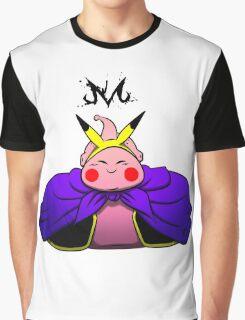 PikaBuu! Graphic T-Shirt