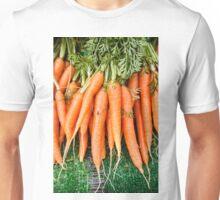 A bunch of carrots Unisex T-Shirt