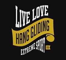 Hang Gliding Extreme Sport Unisex T-Shirt