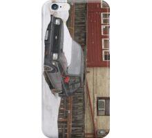 Winter Car. iPhone Case/Skin