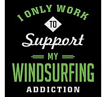 Windsurfing Extreme Sport T-shirt Photographic Print