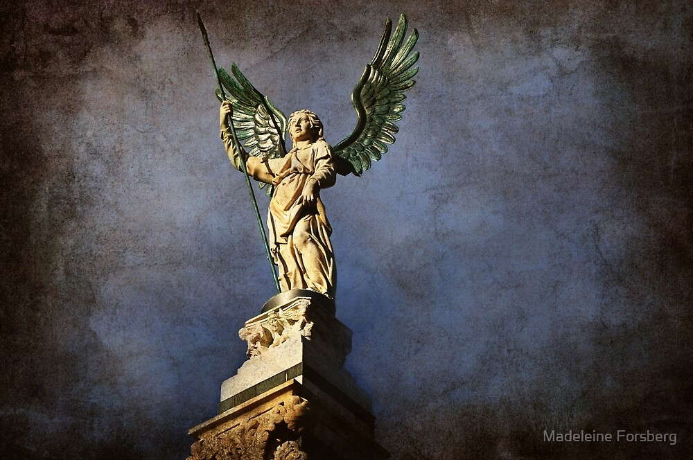 Arch Angel by Madeleine Forsberg
