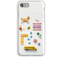 Kid's Stuff iPhone Case/Skin