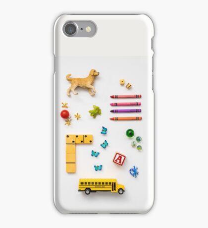 Kid's Stuff iPhone Case/Skin