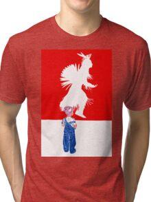 First nation Tri-blend T-Shirt